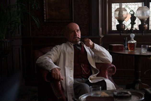 Бен Кингсли соглашается на роль в «Обители проклятых»