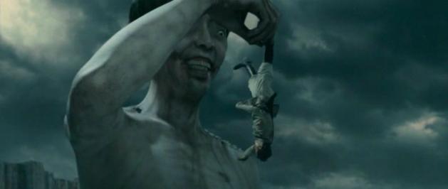 «Атака титанов. Фильм первый: Жестокий мир»