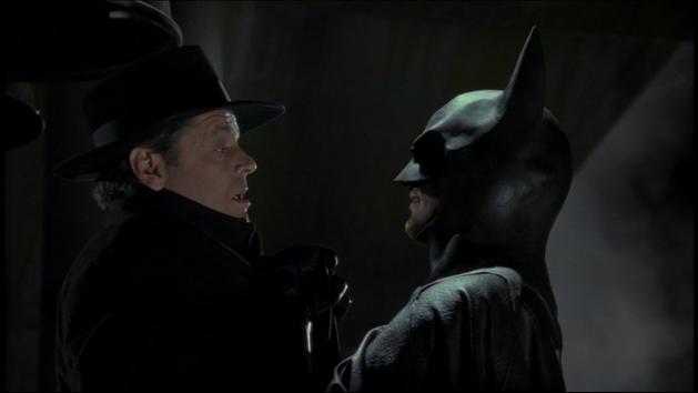«Бэтмен», 1989, реж. Тим Бёртон