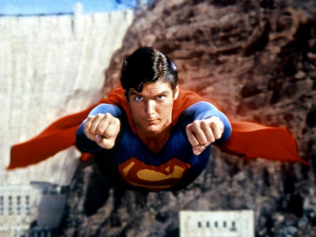 «Супермен», 1978, реж. Ричард Доннер