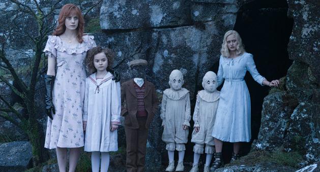 «Дом странных детей мисс Перегрин»