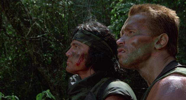 «Хищник», 1987