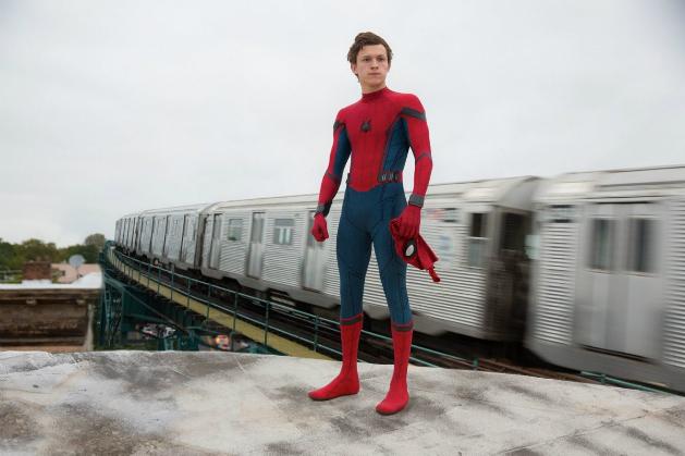 «Человек-паук: Возвращение домой», 2017, реж. Джон Уоттс