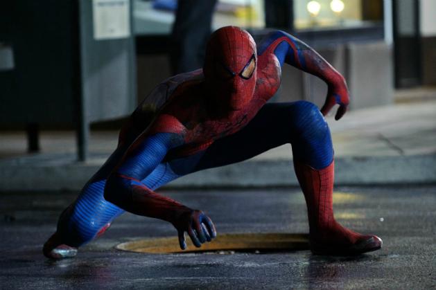«Новый Человек-паук», 2012, реж. Марк Уэбб