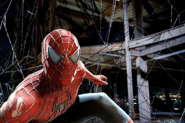 «Человек-паук 3: Враг в отражении», 2007, реж. Сэм Рэйми