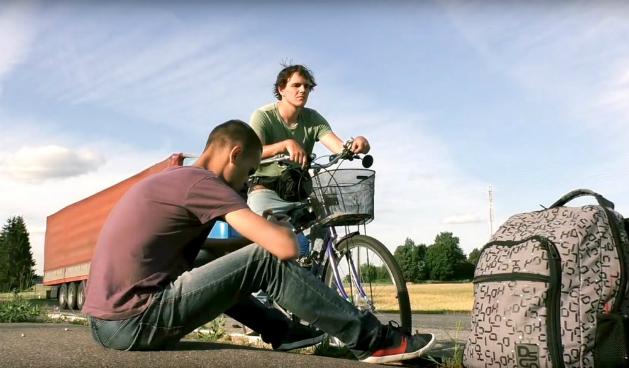 «Вокруг Беларуси на велосипедах с моторами»