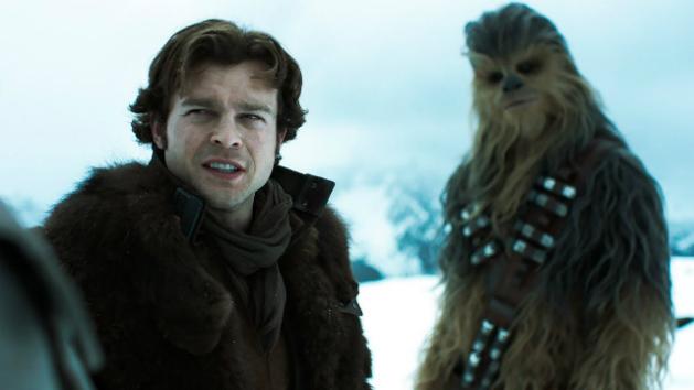 «Хан Соло: Звёздные войны. Истории»