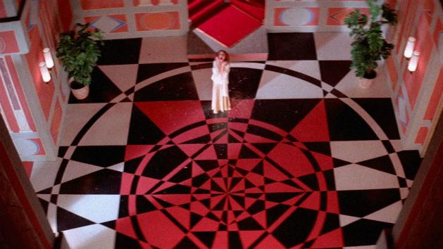 «Суспирия», 1977, реж. Дарио Ардженто