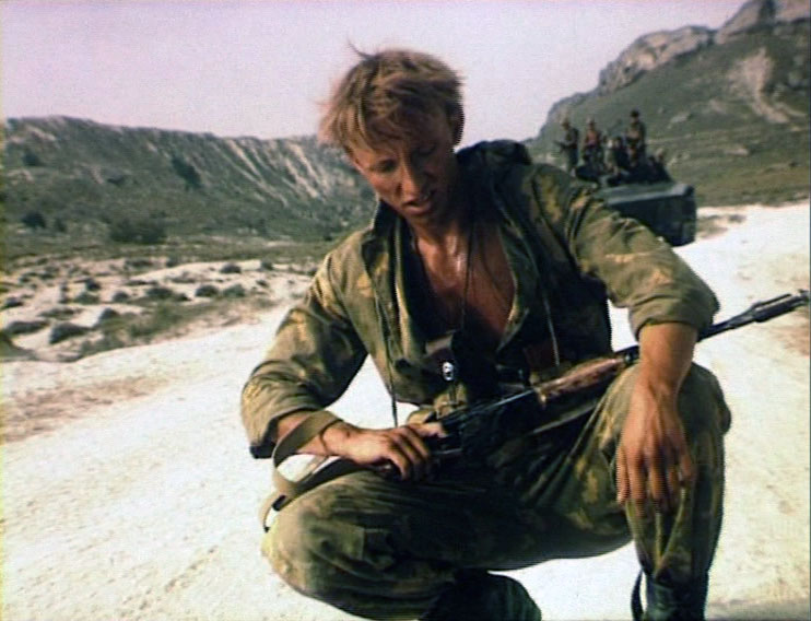 «Нога», 1991 год, реж. Никита Тягунов